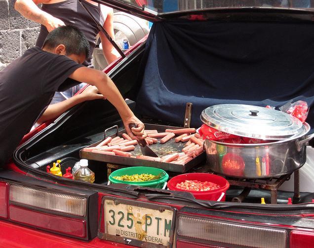 DIY Budget Food Truck Businesses